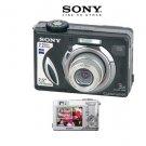 Sony Cybershot DSC-W7B - 7.0 Megapixel Digital Camera with 3x Optical Zoom