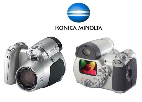 Minolta DiMAGE Z20 - 5.2 Megapixel with 8x Optical Zoom Digital Camera