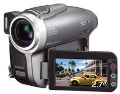 Sony DCR-DVD703E DVD PAL CAMCORDER 10X120X CARL ZEISS LENS, 3.3 MEGA PIXEL CCD, 5.1CH RECORDING