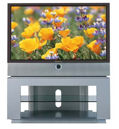 """Samsung HLN437W - 43"""" Inch DLP Rear Projection HDTV Ready TV with 2 Tuner PIP"""