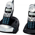 GE 2.4GHz 21008 Cordless Phone System with extra Handset