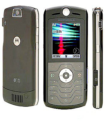 Motorola L7 Ultra Slim Cellular Phone (Unlocked)