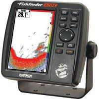 Garmin FishFinder 320c Color Display without Transducer