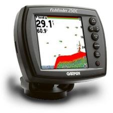 GARMIN FishFinder 250C Color LCD Fishfinder without Transducer