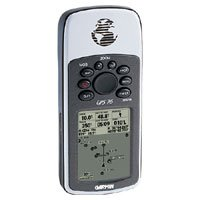 Garmin GPS 76 Monochrome Portable GPS Receiver