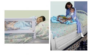 """Giovanni Rizzo - 41"""" Bed Safety Rail"""