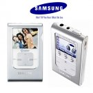 Samsung YH820 5GB Micro HDD Jukebox MP3 Player with Color Display