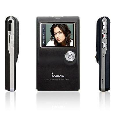 JetAudio iAudio X5 - 20GB Portable MP3 MPEG4 Player