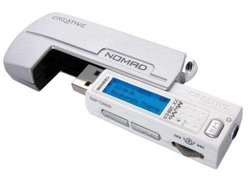 Creative Labs Nomad MuVo TX FM 128MB MP3