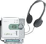 Sony MZ-NF520 Net MD Walkman recorder player with FM TV weather band remote