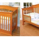 Giovanni Rizzo - Sunset Oak Convertible Crib MSRP $799.99