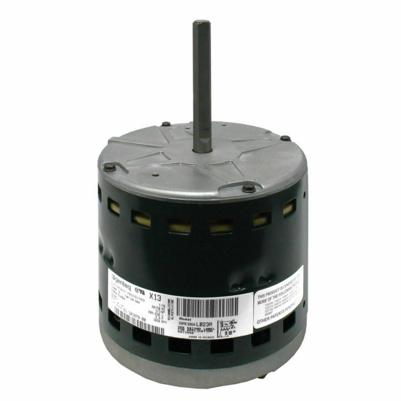 Genteq 51-101879-00 - Motor and Module - X-13 (230V - 1/3 HP) - BLANK Programmab