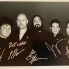 The Tragically Hip band signed autographed 8x12 photo photograph Gord Downie