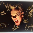 The Lost Boys cast signed autographed 8x12 photo photograph Kiefer Sutherland Corey Haim