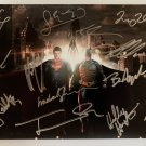 Batman Vs Superman cast signed autographed photo photograph Ben Affleck Henry Cavill