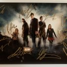 Doctor Who cast signed autographed 8x12 photo photograph David Tennant Matt Smith