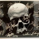 Sons of Anarchy cast signed autographed 8x12 photo Charlie Hunnam Ron Perlman
