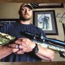 American Sniper Chris S. Kyle True war hero signed autographed 8x12 photo photograph
