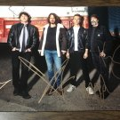 Soundgarden band signed autographed 8x12 photo Chris Cornell photograph