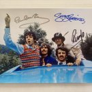 The Beatles George Harrison Paul McCartney signed autographed photo Ringo Starr