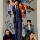Fleetwood Mac band signed autographed 8x12 photo Stevie Nicks Mick Fleetwood COA