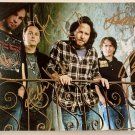 Pearl Jam band signed autographed 8x12 photograph Eddie Vedder COA photo