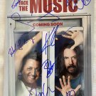 Bill and Ted Face The Music cast signed autographed 8x12 photo Keanu Reeves Alex Winter &
