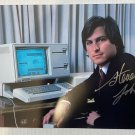 Steve Jobs signed autographed 8x12 photo photograph APPLE CEO Steven