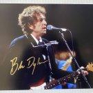 Bob Dylan autographed signed 8x12 photograph photo autographs