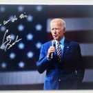 Joe Biden 2020 President signed autographed 8x12 inch photo photograph candidate