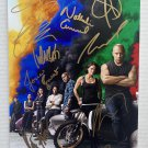 F9 Fast and the Furious 9 cast signed autographed 8x12 photo photograph Vin Diesel