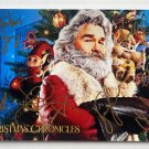 The Christmas Chronicles cast signed autographed 8x12 photo Kurt Russell photograph