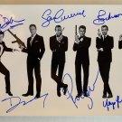 James Bond 007 cast signed autographed 8x12 photo Sean Connery Pierce Brosnan