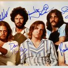 The Eagles band signed autographed 8x12 photo Don Henley Glenn Frey Joe Walsh