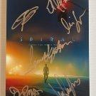 Spiral cast signed autographed 8x12 photo Chris Rock Samuel L. Jackson photograph SAW