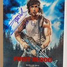 Rambo First Blood Sylvester Stallone signed autographed 8x12 photo photograph ROCKY