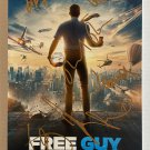 Free Guy cast signed autographed 8x12 photo Ryan Reynolds photograph