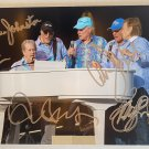 The Beach Boys band signed autographed 8x12 photo Brian Wilson photograph