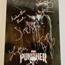 The Punisher cast signed autographed 8x12 photo photograph Jon Bernthal autographs