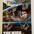 The Wire cast signed autographed 8x12 photo photograph Dominic West autographs