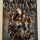 Gotham cast signed autographed 8x12 photo photograph Ben McKenzie autographs