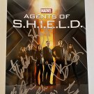 Agents of Shield cast signed autographed 8x12 photo photograph Clark Gregg autographs S.H.I.E.L.D.
