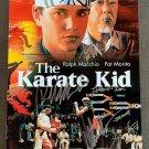 The Karate Kid cast signed autographed photo photograph Pat Morita Ralph Macchio autographs