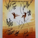 Cobra Kai cast signed autographed 8x12 photo Ralph Macchio autographs photograph