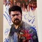 The Boys cast signed autographed 8x12 photo Karl Urban autographs photograph