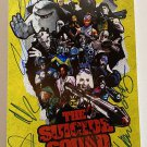 The Suicide Squad 2 cast signed autographed 8x12 photo Margot Robbie autographs photograph