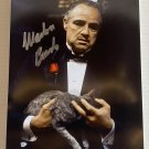 Marlon Brando The Godfather signed autographed 8x12 photo photograph autographs