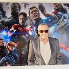 Stan Lee signed autographed 8x12 photo photograph MARVEL The Avengers autographs