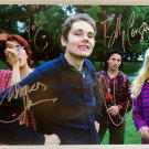 The Smashing Pumpkins band signed autographed 8x12 photo photograph Billy Corgan