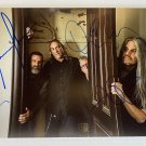 TOOL band signed autographed 8x12 photo photograph Maynard James Keenan autographs